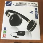 Recomand căștile wireless Morpheus Zeal