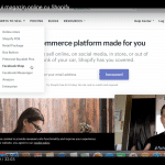 [Video] Despre realizarea unui magazin online cu Shopify