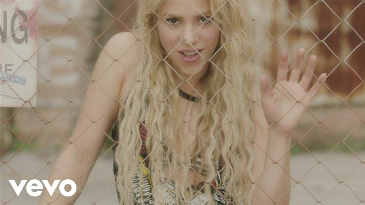 Recunosc, îmi place Shakira