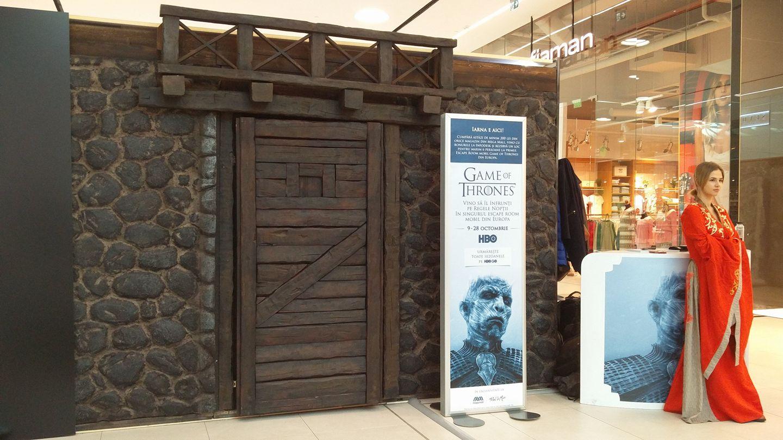 HBO continuă turneul primului Escape Room Mobil Game of Thrones din Europa – din 24 noiembrie la Shopping City Galați
