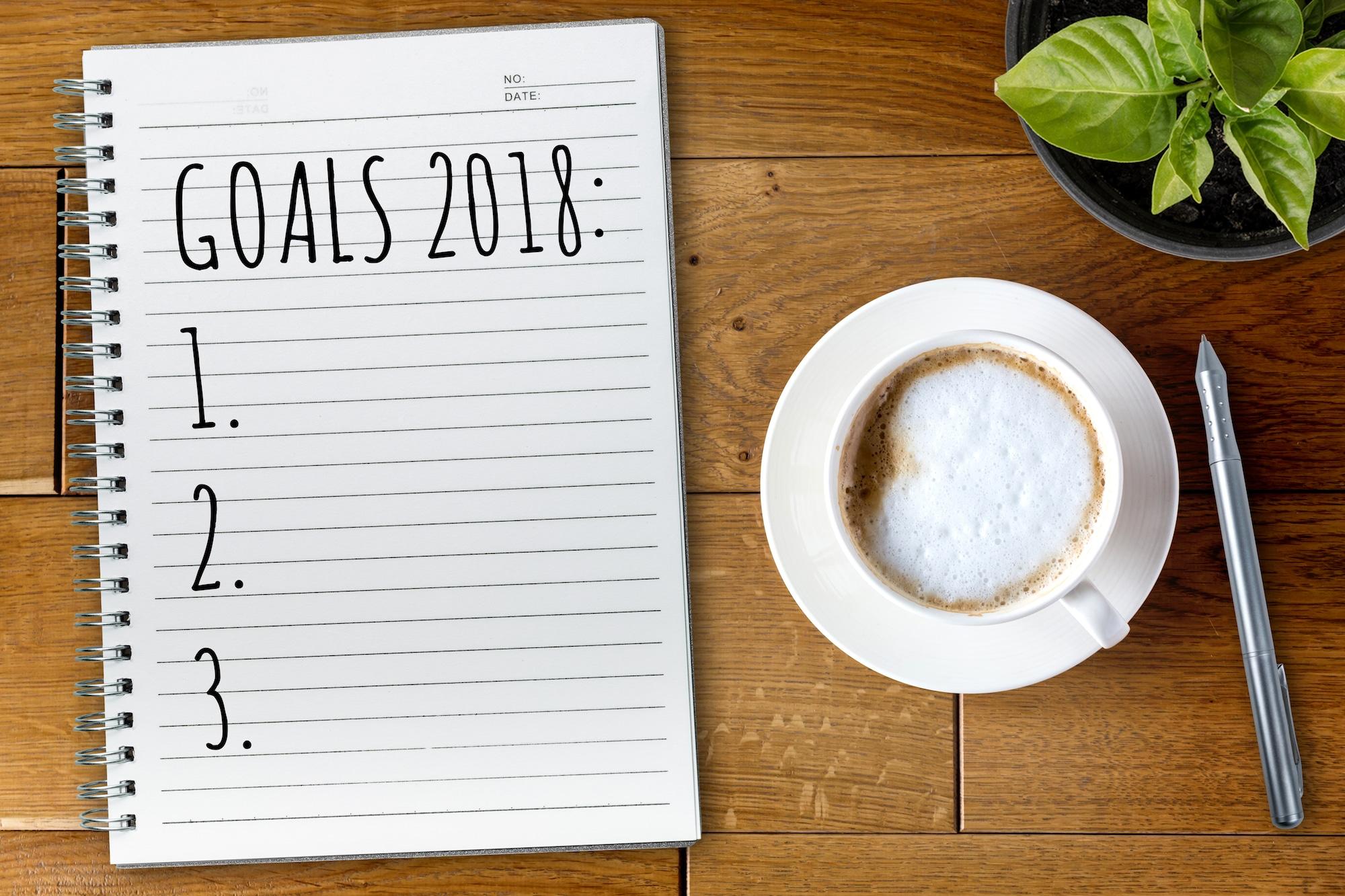 17 idei pentru obiectivele de anul nou