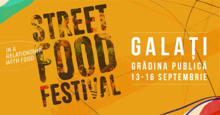Street FOOD Festival ajunge la Galați în perioada 13 – 16 Septembrie