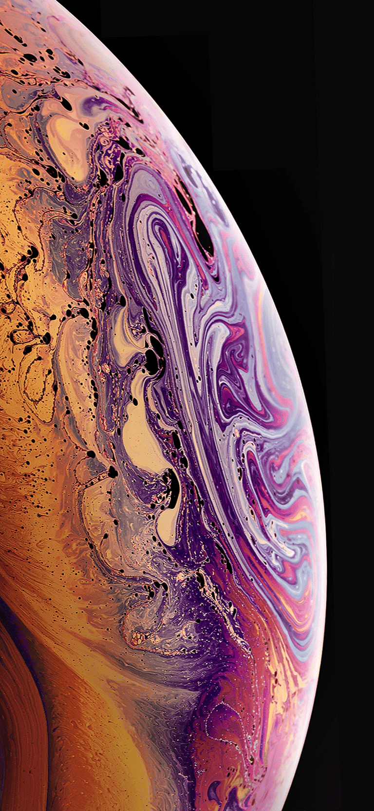 Download iPhone XS Wallpaper Official