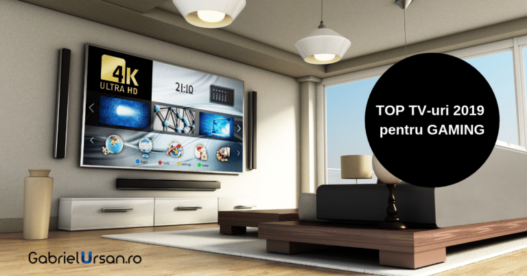 TOP TV-uri 2019