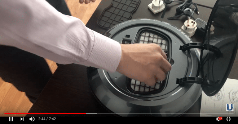 Robot de curatenie