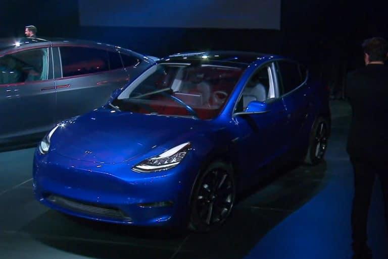 Tesla Model Y Facebook: Blog Personal